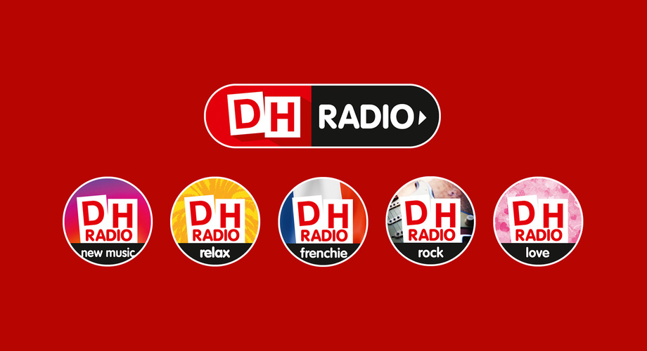 DH Radio renforce son offre