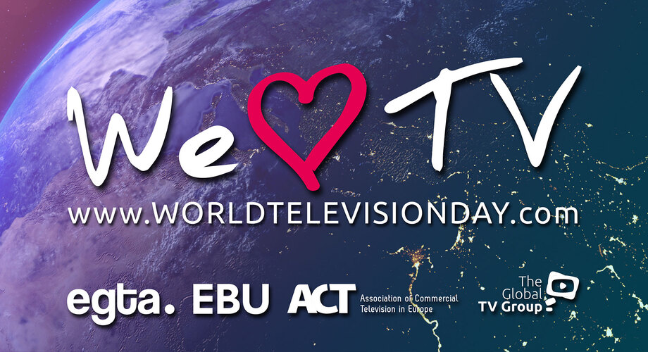 Happy World TV Day!